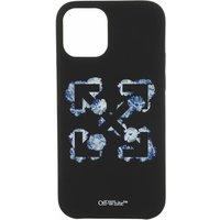 Off-White Handyhüllen - Floral Arrows Iphone 12 - in bunt - für Damen