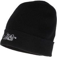 Off-White Mützen - Embr Logo Wool Beanie Hat - in schwarz - für Damen