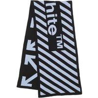Off-White Tücher & Schals - Arrow Scarf - in schwarz - für Damen