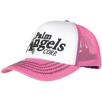 Palm Angels Mützen - Daisy Logo Cap - in pink - für Damen