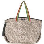 Palm Angels Shopper – Exodus Monogram Cabas Bag – in bunt – für Damen