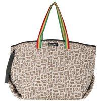 Palm Angels Shopper - Exodus Monogram Cabas Bag - in bunt - für Damen