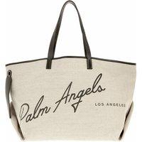 Palm Angels Shopper - La Shopping Cabas Bag Off - in weiß - für Damen