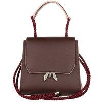 Patrizia Pepe Crossbody Bags - Small Crossbody Bag Leather - in lila - für Damen