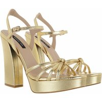 Patrizia Pepe Pumps & High Heels - Sandal - in gold - für Damen