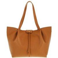 Patrizia Pepe Shopper - Shopping Bag - in cognac - für Damen