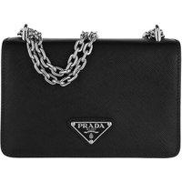 Prada Crossbody Bags - Crossbody Bag Saffiano Leather - in schwarz - für Damen