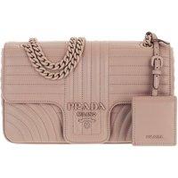 Prada Crossbody Bags - Diagramme Crossbody Bag - in rosa - für Damen