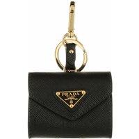 Prada Handyhüllen - AirPods Pro Case Leather - in schwarz - für Damen