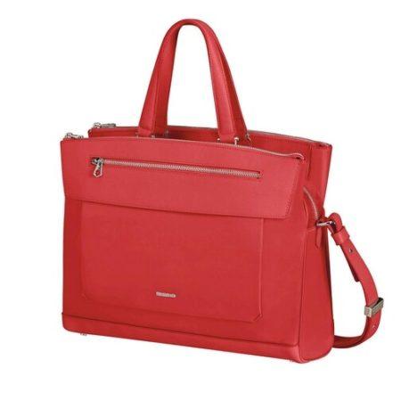 """1"""""""" Laptop Balhandle Bag"""" - in rot - für Damen"""