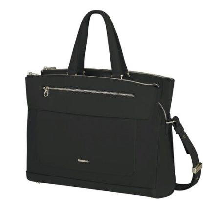 """1"""""""" Laptop Balhandle Bag"""" - in schwarz - für Damen"""
