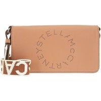 Stella McCartney Crossbody Bags - Mini Crossbody Bag Eco Soft Alter Leather - in braun - für Damen