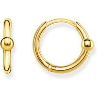 Thomas Sabo Ohrringe - Hoop Earrings Classic - in gold - für Damen