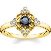 Thomas Sabo Ring - Ring Royalty - in gold - für Damen