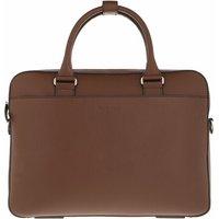 Tiger of Sweden Reisegepäck - Medium Leather Travel Bag - in cognac - für Damen