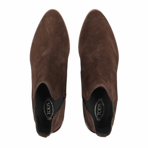 Tods-Boots-Stiefeletten-Ankle-Boots-Suede-in-braun-fuer-Damen-28295093893-1