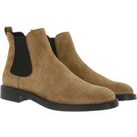 Tod's Boots & Stiefeletten - Ankle Boots Suede - in braun - für Damen