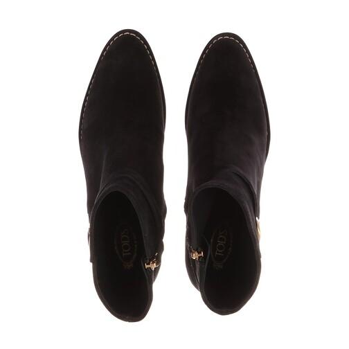 Tods-Boots-Stiefeletten-Buckle-Strap-Ankle-Boots-Suede-in-schwarz-fuer-Damen-28614452257-1