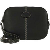 Tod's Crossbody Bags - Camera Crossbody Bag Leather - in schwarz - für Damen