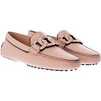 Tod's Loafers & Ballerinas - Buckled Loafer - in rosa - für Damen