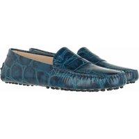 Tod's Loafers & Ballerinas - Gommino Moccasin Patent Leather - in blau - für Damen