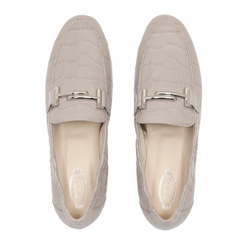 Tods-Loafers-Ballerinas-Loafers-in-grau-fuer-Damen-28287547933-1