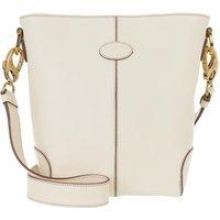 Tod's Satchel Bag - Small Satchel Bag Leather - in weiß - für Damen
