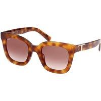 Tod's Sonnenbrille - TO0301 - in braun - für Damen