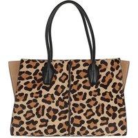 Tod's Tote - Leopard Holly Medium Tote Bag - in bunt - für Damen