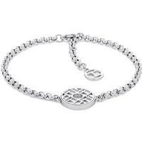 Tommy Hilfiger Armband - Bracelet - in silber - für Damen
